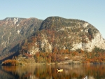 Podzimní idylka na jezeře