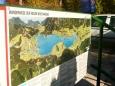 Mapa Wolfgangsee a jeho okolí