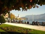 Podzim v St. Wolfgangu
