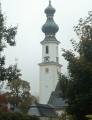 Poslední pohled na kostel St. Gilgen
