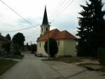 zdejší kostelík