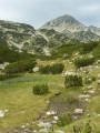 Muratov Vrach (vrch) v pozadí