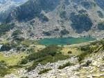 Prevalski jezera pod sedlem