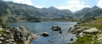 Panorama Popova ezera