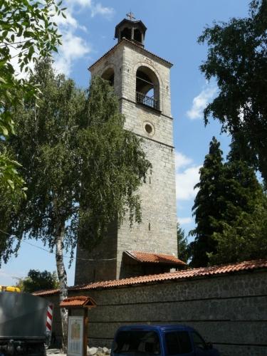 Kostelní věž