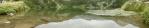 Panorama jezera Okomo