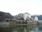 Dolní hrad Veste Niederhaus