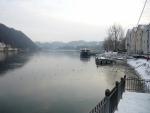 Dunaj v celé své kráse