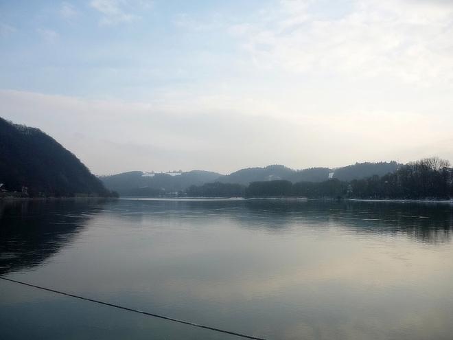 Soutok Dunaje