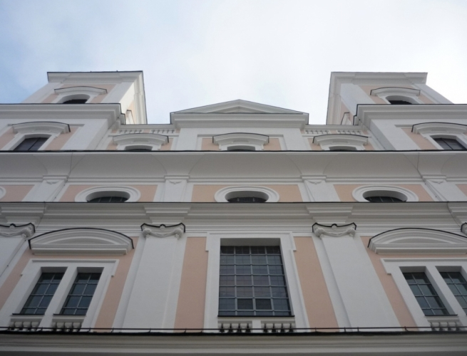 Jezuitský kostel svatého Michala
