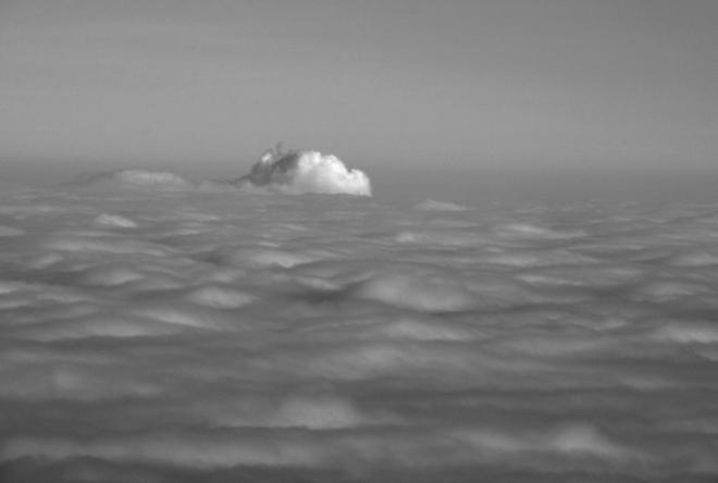 Není mlha jako mlha. Ta temelínská, ohřátá reaktorem JETE, je o dost teplejší.