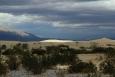 California, Death Valley, Mesquite Sand Dunes - tohle osvětlení opravdu nikdo nerežíroval