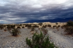 California, Death Valley, Mesquite Sand Dunes - krajina