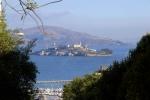 California, San Francisco - věznice Alcatraz