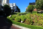 California, San Francisco - Lombard Street