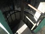 litinové schodiště