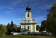 Kostel svatého Vojtěcha ve Lštění