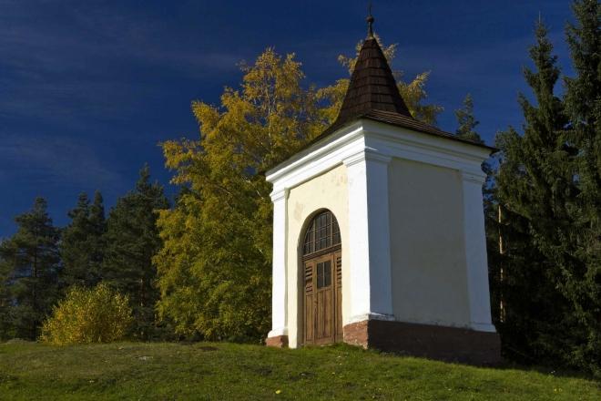 Kaple ve Lštění