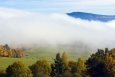 Okolí vesničky Škarez