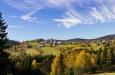 Bavorsko - vesnice Finsterau