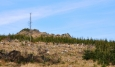 Nově zalesněný svah bude zanedlouho znovu zakrývat odhalené partie hřebene. V okolí bylo vojenskou lesní správou vysázeno přes 4 miliony sazeniček mladých stromků. Na některých místech to jsou i buky, za které bych se rád přimlouval.
