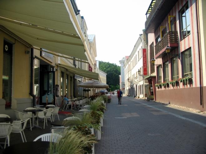 Ulice Küütri