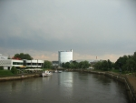 Tartu, řeka Emajõgi
