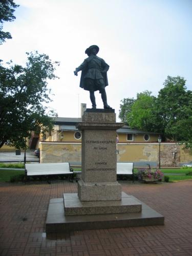 Univerzita v tehdejším Dorpatu vznikla v roce 1632, její založení posvětil sám švédský král Gustav Adolf.