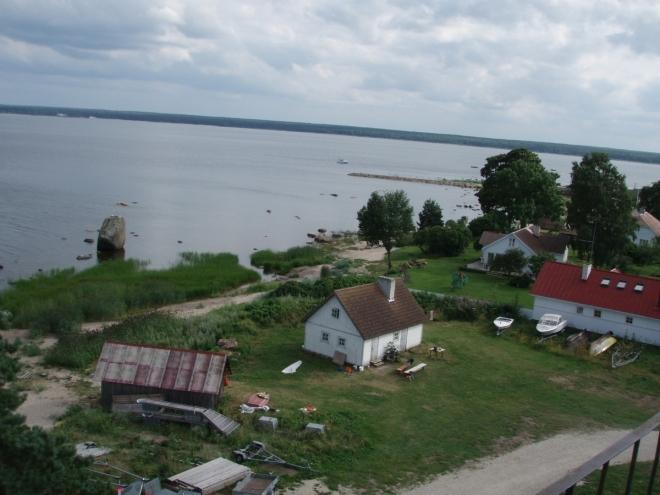 Domy na pobřeží