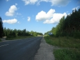 Okraj národního parku Lahemaa, Estonsko