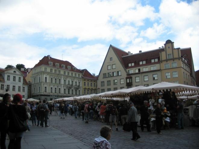 Radniční náměstí (Raekoja plats)