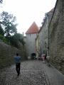 "Ulice Pikk Jalg (""Dlouhá noha""), Tallinn"