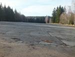 650 x 50 metrů tehdy stačilo, lesy kolem nebyly