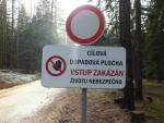 vše říkající cedule, ale jsme v Čechách ... ... a jak bych fotky mohl nafotit, že ?