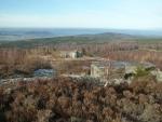 bunkry ve svahu kopce Houpák