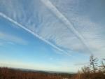 nebe nad Brdy