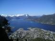 Nad Andalsnesem - Romsdalfjord