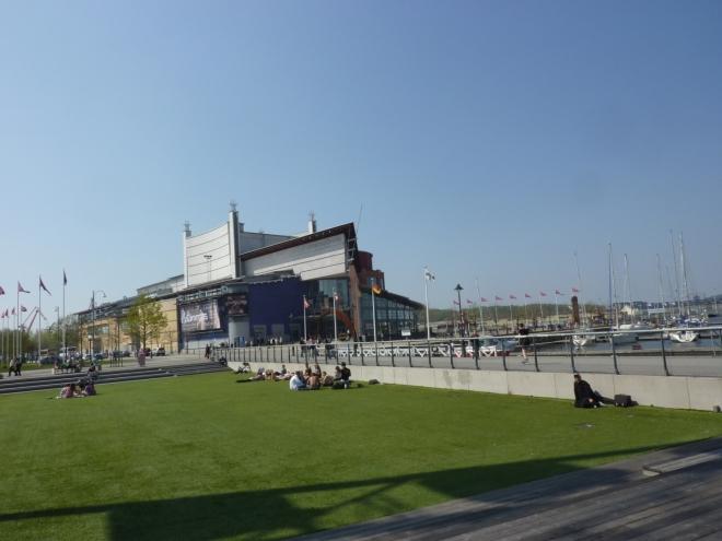 Opera v Goteborgu