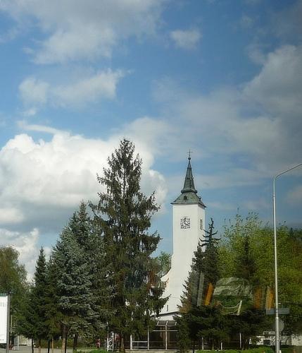 Kostel v Martine