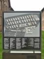 Podrobnější mapka tábora Auschwitz