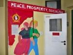 Mír, prosperita, socializmus!