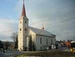 Kostel v Tvrdošíně