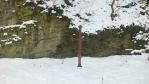 proč je křížek pod skalou se mně nepodařilo zjistit ...