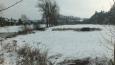 tady byl do povodní plynovod, nasel se před Karštejnem ...
