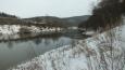 i na řece je provoz, Berounka je vodácká řeka ...