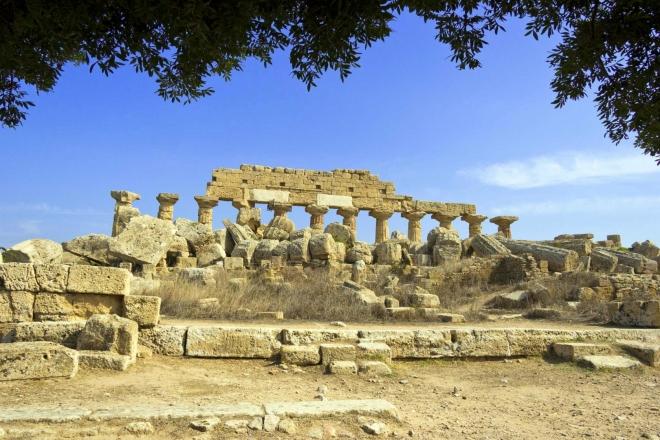 Poslední pohled na Tempio A