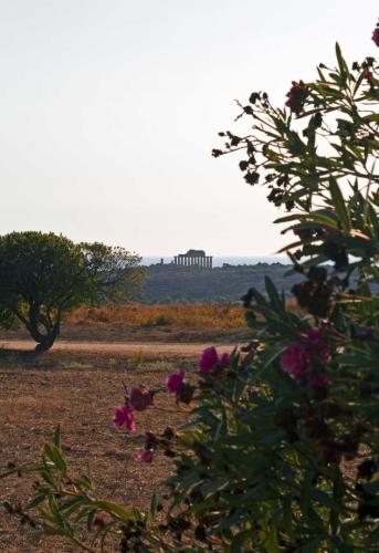 Včera jsme si z Templi Orientali dopřávali pohled na Akropoli, ...