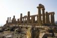 Tempio di Giunone za denního ......