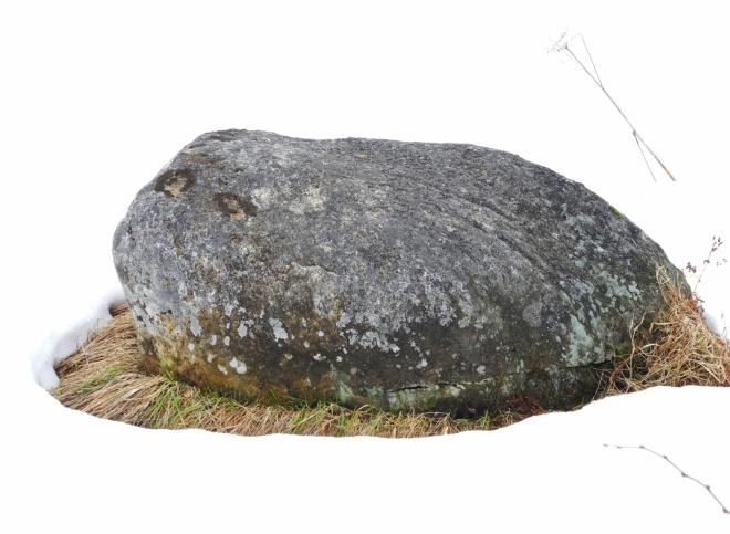 Bludný kámen.