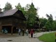 Kostel ve skanzenu v Rožnově pod Radhoštěm (Tomáš Novotný)